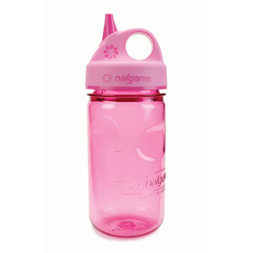 Nalgene Flaska 0,34l Grip-n-Gulp Everyday Rosa/rosa